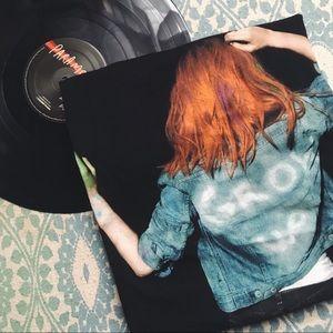 Paramore Self-Titled Tour Shirt